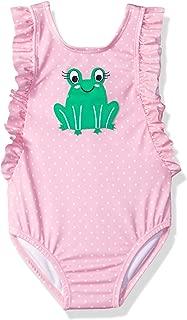 gymboree frog bathing suit