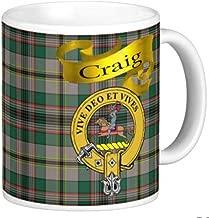 craig clan crest