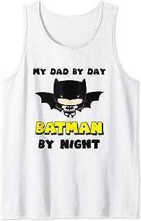 Batman Dad By Day Débardeur