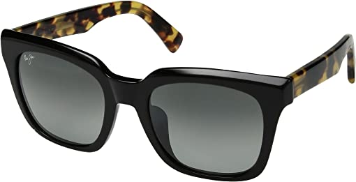 Gloss Black/Tokyo Tortoise Temples/Neutral Grey