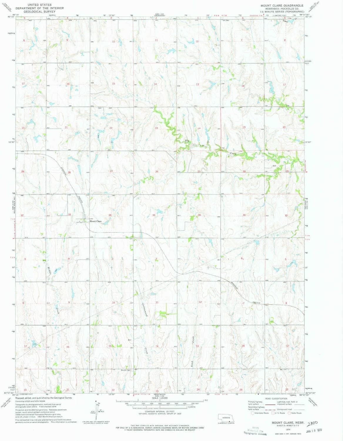 YellowMaps Mount Clare NE topo map X Min Ranking TOP17 Manufacturer regenerated product 1:24000 Scale 7.5