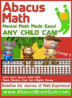 Abacus Math: Mental Math Made Easy by Abacus Brain Gym