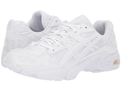 ASICS Tiger Gel-Kayano 5 OG (White/White) Men
