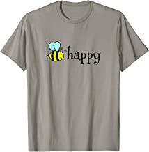 Save the bees conservation, BEE happy shirt, Christmas gift