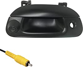 Master Tailgaters Replacement for Ford 1997-2007 F150 F250 F350 F450 F550 Black Tailgate Backup Reverse Handle with Camera
