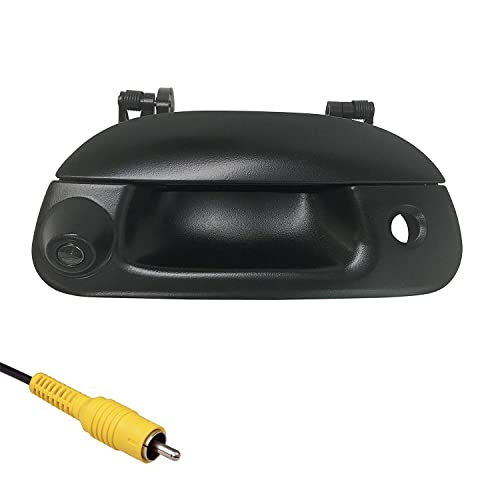 Master Tailgaters Replacement for Ford 1997-2007 F150 F250 F350 F450 F550 Black Tailgate Backup