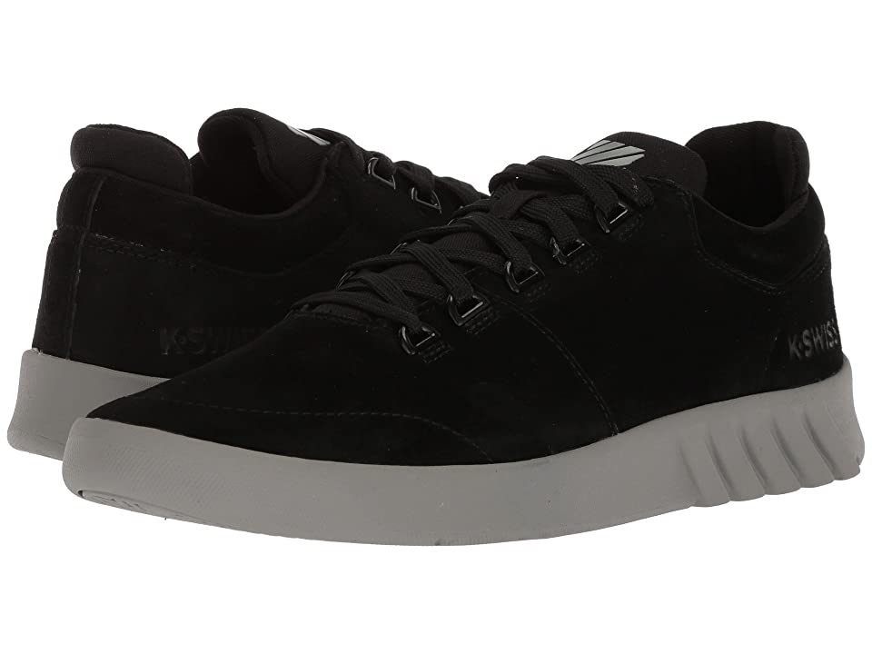 K-Swiss Aero Trainer SDE (Black/Neutral Gray) Men