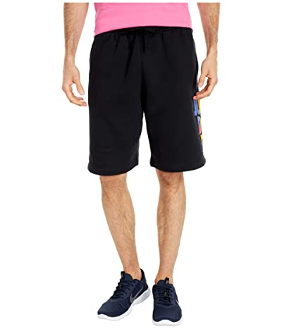 Nike NSW Just Do It Shorts Fleece HBR (Black) Men