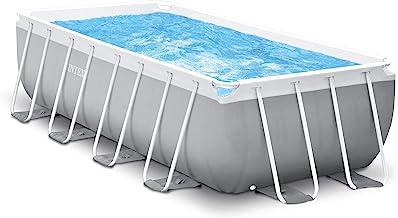 Intex Prism Frame Pool Set Juego de Piscina Rectangular (4 2 m x 1,22 m)