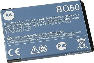 MOTOROLA OEM BQ50 Battery (Bulk Packaging)