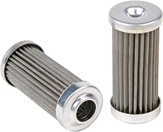 Aeromotive 12616 Replacement Filter Element, 100-Micron Stainless Mesh, Fits All 1-1/4