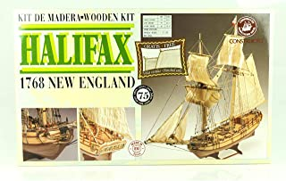 Halifax - Model Ship Kit by Constructo