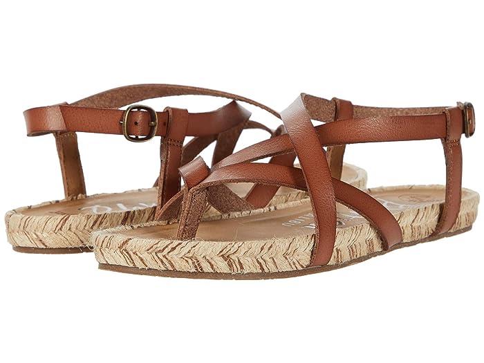 Blowfish  Granola Rope (Arabian Sand Die Cut) Womens Sandals