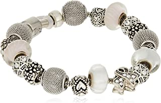 MESTIGE Women Crystal Welcoming Bracelet with Swarovski Crystals