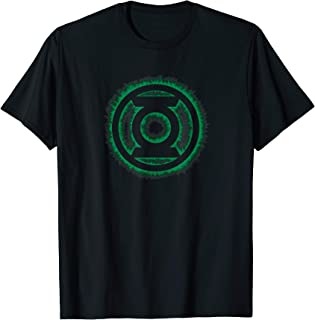 Green Lantern Green Flame Logo T-Shirt