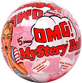 OMG mystery 5 surprise Squishe squishy toy party favors for kids mochi squishy toy moji kids party favors bulk mini brands kawaii squishies mochi animals stress reliever mystery ball