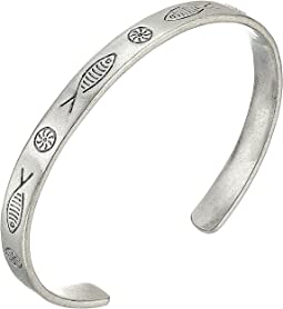Fish Etched Bracelet