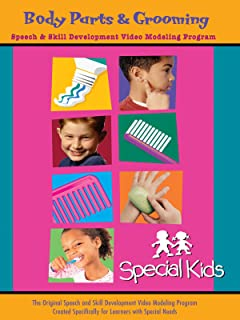 Special Kids Speech & Skill Development - Body Parts & Grooming