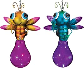 Regal Art & Gift 太阳能萤火虫 LED 灯笼,易于悬挂 11255_11256