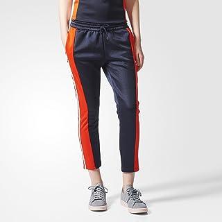 8a529d4d505 adidas Women's Rare Originals Osaka AR Track Pants Legend Ink/Orange Red/White  bq5753