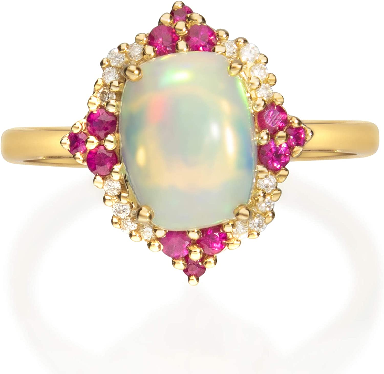 Gin Grace 当店一番人気 14K Rose Gold Anniversary 売却 Rin Engagment Diamond Real