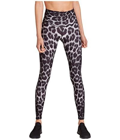Niyama Sol Leopard Leggings (Black) Women