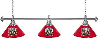 Trademark Gameroom The Ohio State University 60 inch 3 Shade Billiard Lamp
