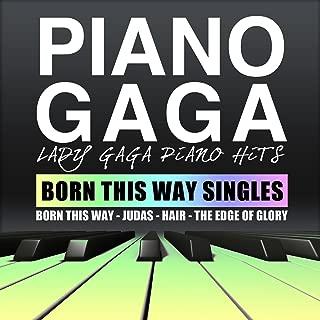 Lady Gaga Piano Hits (Born This Way Singles)