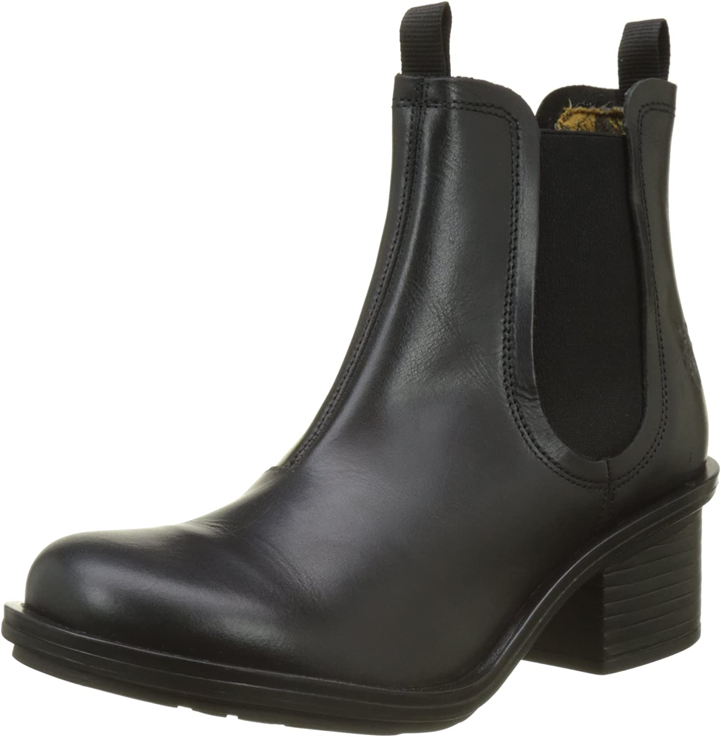 Fly London Womens Coop 043 Leather Boots