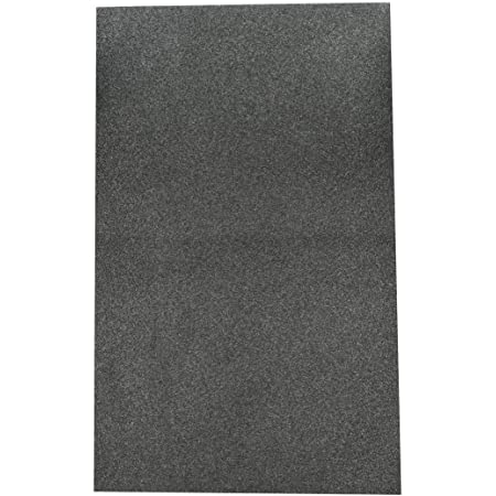 """NEW Foam Air Conditioning Filter 24x15x1//4/"""" 2 DUCK Details about  /"""