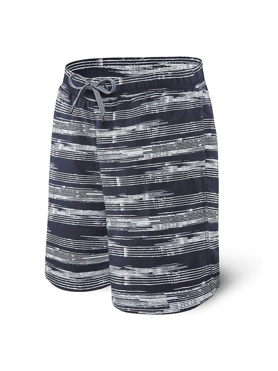 Saxx Underwear Men's Cannonball 2N1 Swim Short 9
