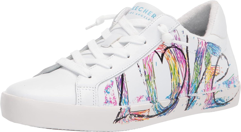 Skechers Women's Diamond Starz-Young Love Sneaker