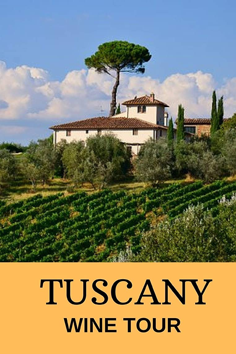 Tuscany Wine Tour: The Journey So Far