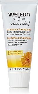 Weleda Calendula Toothpaste, 2.5 Ounce (Pack of 2)