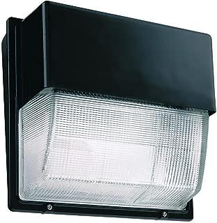 Lithonia Lighting TWH 320M TB SCWA LPI 1 Lamp 320W Metal Halide Wall Pack, Bronze