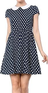 Best peter pan collar polka dot dress Reviews