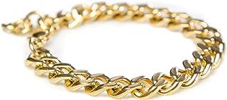 Gold Bracelets for Women - Chain Bracelet for Women Link Bracelet Gold Charm Bracelet Celeb-Approved Gold Chain Bracelets ...