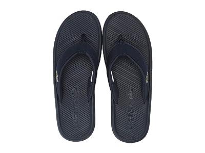Lacoste Croco Sandal 219 2 CMA (Navy/Navy) Men