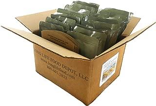 Long Life Food Depot MRE Chicken, Noodles & Vegetables Entrees - 18 Pack