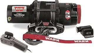 Warn Provantage 3500-s Cabestrante– 1587.6 kg/3500Lbs de Capacidad, Negro