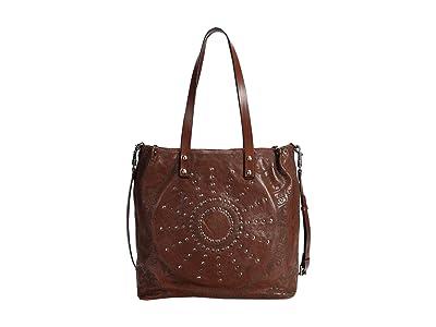 Old Trend Genuine Leather Stars Align Tote Bag