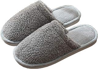 Women's Slippers Home Warm Winter Slippers PVC Non Slip Bath Slippers Comfortable Unisex House Slippers