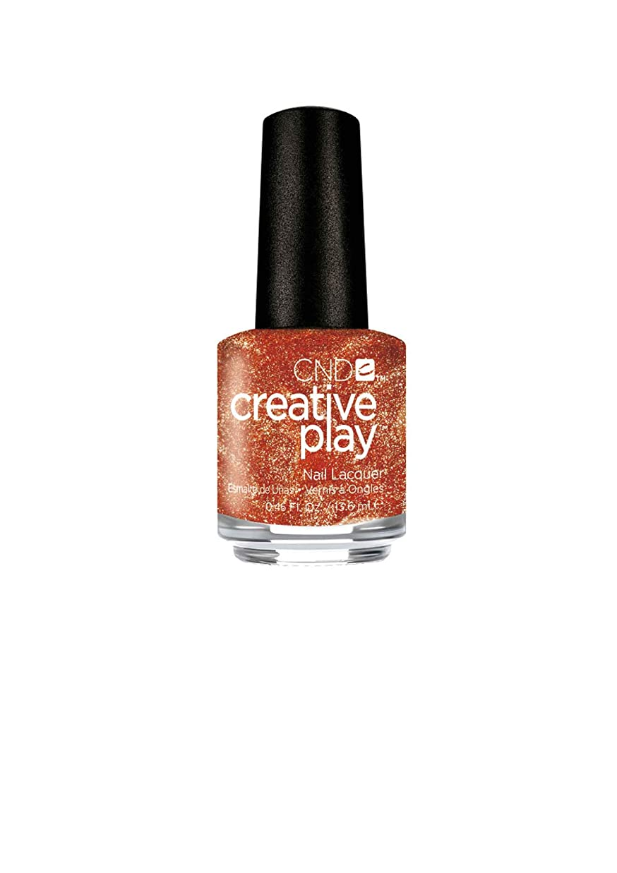 男性蒸留家庭教師CND Creative Play Lacquer - Lost in Spice - 0.46oz / 13.6ml