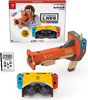 任天堂 Nintendo Labo Toy-Con 04:VR套装 精巧版(Bazuka限定)-Switch(【日本亚马逊限定】原装胶带)