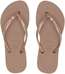 e3c46f9611547 Slim Crystal Swarovski  174  Flip-Flop (Toddler Little Kid Big