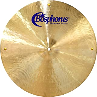 Bosphorus Cymbals H22RS 22-Inch Hammer Series Ride Cymbal