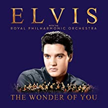 elvis royal philharmonic the wonder of you