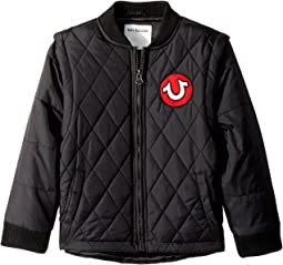 True Religion Kids - Quilted Jacket (Toddler/Little Kids)