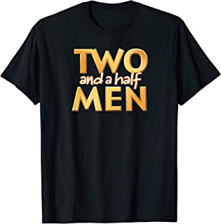 Two and a Half Men Logo  T-Shirt