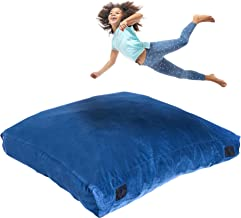 Milliard Sensory Pad with Foam Blocks for Kids and Adults with Washable Cover (5 feet x 5 feet)